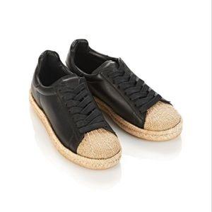 Alexander Wang 39 Rian Espadrille Sneakers